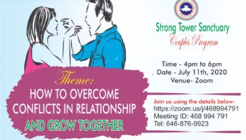 How To Overcome Conflicts In Relationship
